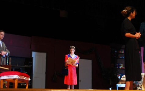 South's fall play performers showcase twentieth century suspenseful comedy