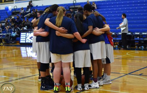 Girls basketball focuses on competition skills, pride