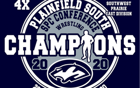 South wrestling team takes East Division title