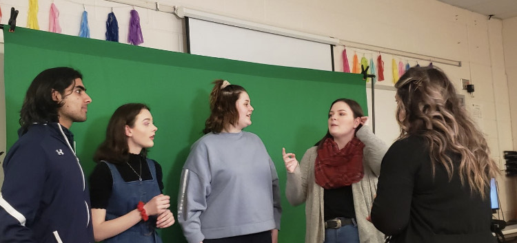 Cougar Culture wishes to extend its communications from announcements over the intercom to videos broadcasted in classrooms. Stephen Leclair's video production club alongside the help of other students and staff will produce the newscasts.