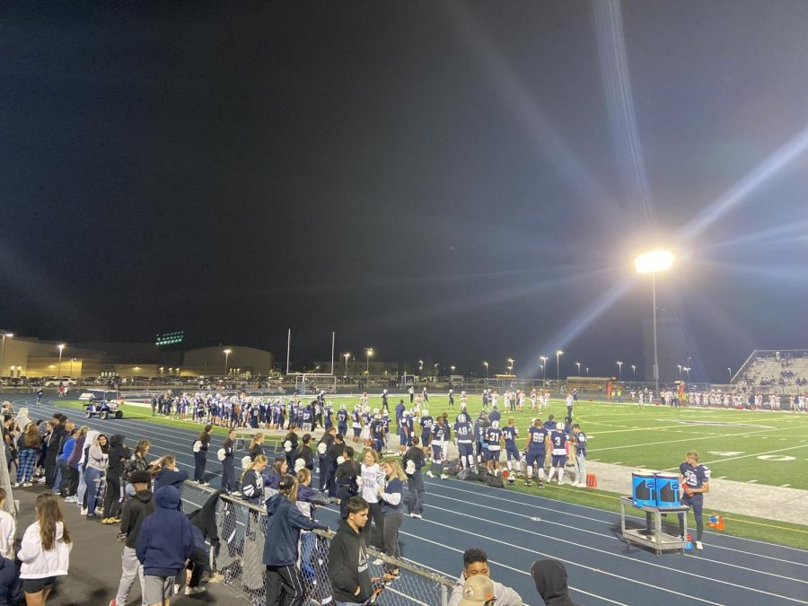 Varsity football looks to grow as a team this season following COVID-19 shutdown